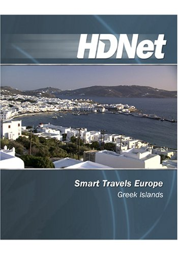 Smart Travels Europe: Greek Islands [HD DVD]