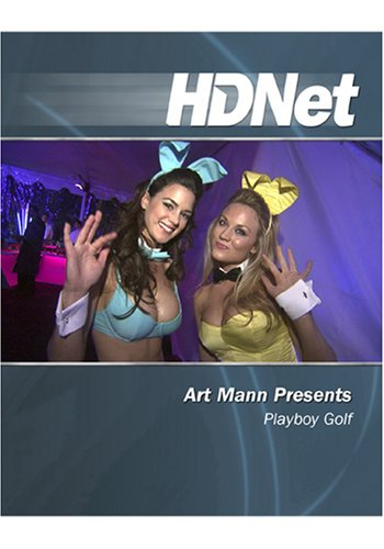 Art Mann Presents: Playboy Golf [HD DVD]