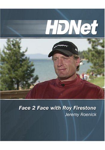 Face 2 Face with Roy Firestone: Jeremy Roenick [HD DVD]