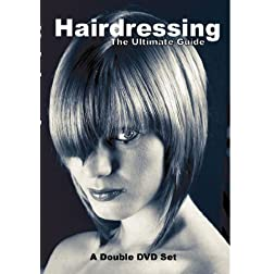 HAIRDRESSING - ULTIMATE GUIDE - New 2 DVD SET- LEARN HOW TO