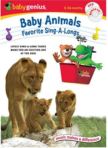 Baby Animals: Favorite Sing-A-Longs
