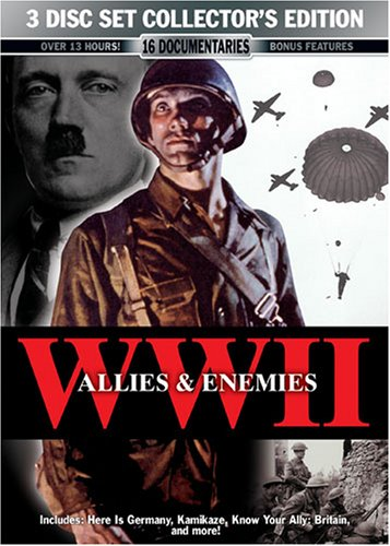 WWII Allies & Enemies