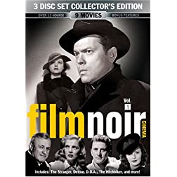 Film Noir Cinema Vol. 1