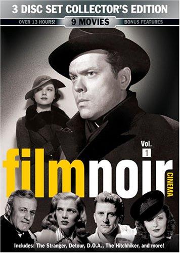 Film Noir Cinema Vol. 1