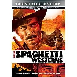 Classic Spaghetti Westerns