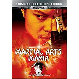 Martial Arts Mania