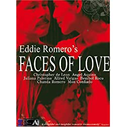Faces of Love - Philippines Filipino Tagalog DVD Movie