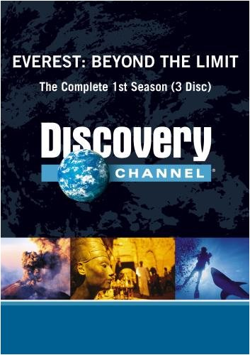 Everest: Beyond the Limit The Complete 1st Season (3 Disc)