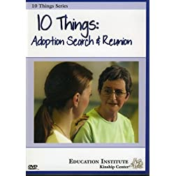 10 Things: Adoption Search & Reunion