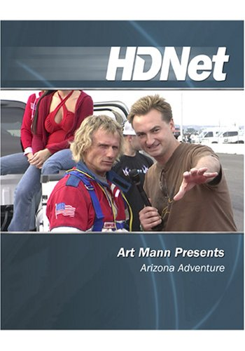 Art Mann Presents: Arizona Adventure [HD DVD]