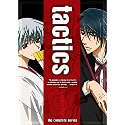 Tactics - The Complete Series