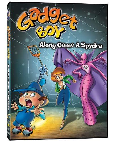 Gadget Boy: Along Came a Spydra