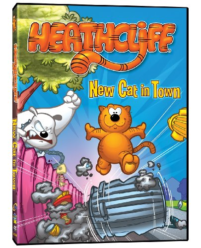 Heathcliff: New Cat in Town
