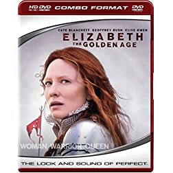 Elizabeth: The Golden Age (Combo HD DVD and Standard DVD) [HD DVD]