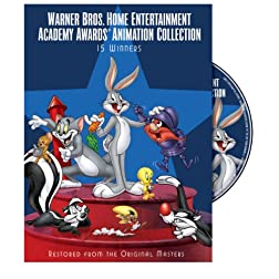 Warner Brothers Home Entertainment Academy Awards Animation Collection - The 15 Winners