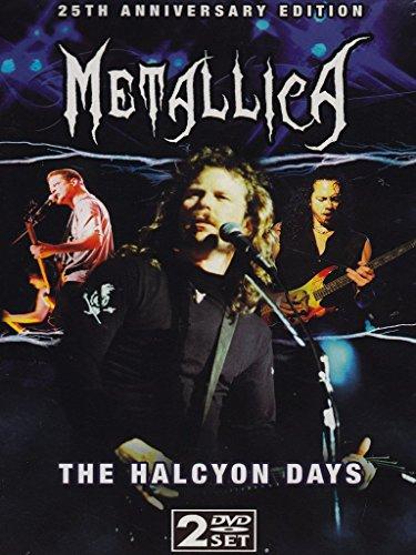 Metallica: The Halcyon Days (25th Anniversary Edition)