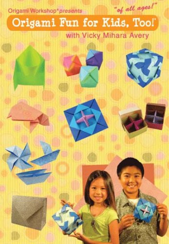 Origami Fun For Kids, Too!
