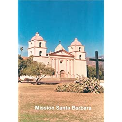 California's Mission Santa barbara