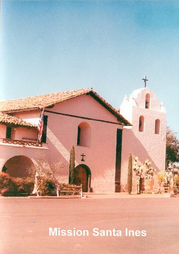 California's Mission Santa Ines