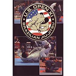 "U.S. Open ""11th Annual Brazilian Jiu Jitsu Tournament"""