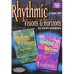 Gavin Harrison Rhythmic Visions & Horizons DVD