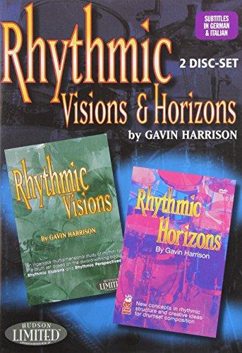 Gavin Harrison Rhythmic Visions & Horizons DVD