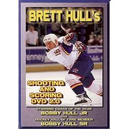 Brett & Bobby Hull's Instructional Shooting & Scoring DVD 2.0