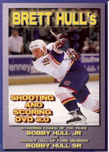 Brett & Bobby Hull's Instructional Shooting & Scoring DVD 2.0