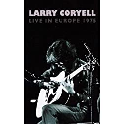Larry Coryell: Live in Europe 1975 [Region 2]