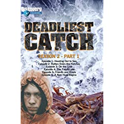 Deadliest Catch Season 2 - DVD Set (Part 1)