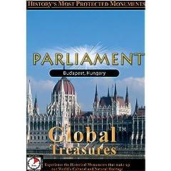 Global Treasures  Parliament Budapest, Hungary