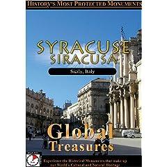 Global Treasures  SIRACUSA Sicily, Italy