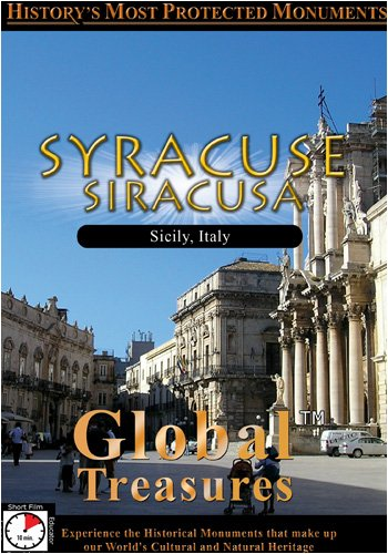 Global Treasures  SIRACUSA Sicily, Italy