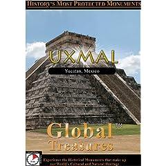 Global Treasures  Uxmal Mexico