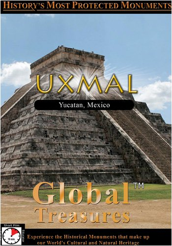 Global Treasures  Uxmal Mexico