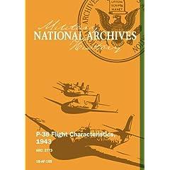 P-38: FLIGHT CHARACTERISTICS, 1943