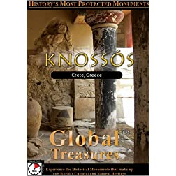 Global Treasures  Knossos Kreta, Greece