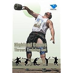 Highland Games Throws Training Set