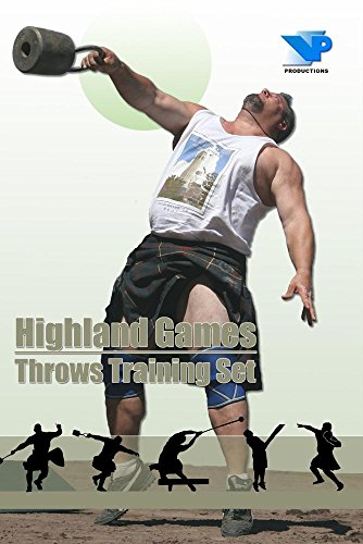 Highland Games Throws Training Set