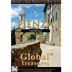 Global Treasures  PIENZA Tuscany , Italy
