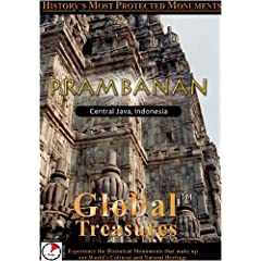 Global Treasures  Prambanan Java, Indonesia