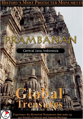 Global Treasures  Prambanan Java, Indonesia