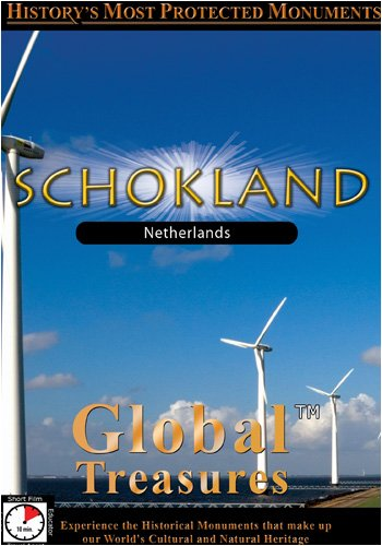 Global Treasures  Schokland The Netherlands