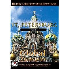 Global Treasures  St. Petersburg Russia