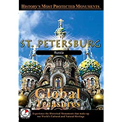 Global Treasures  St. Petersburg Russia