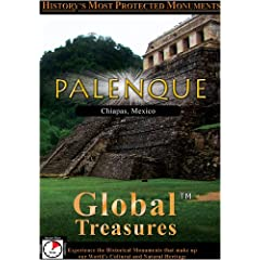 Global Treasures  Palenque Mexico