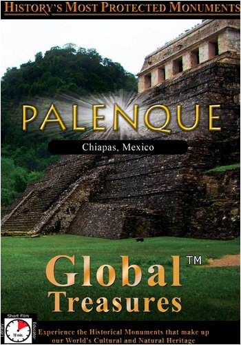 Global Treasures  Palenque Mexico