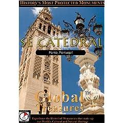 Global Treasures  SE Cathedral Porto, Portugal