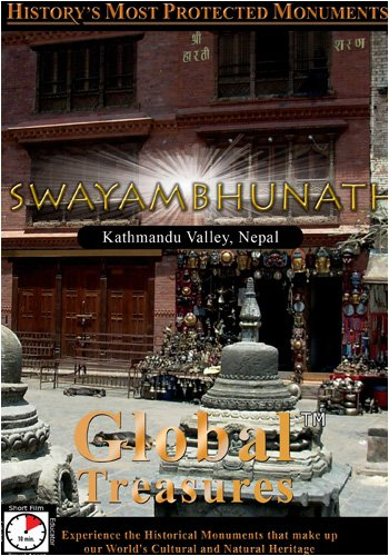 Global Treasures  SWAYAMBHUNATH Nepal