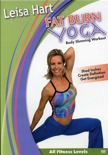 Leisa Hart: Fat Burning Yoga